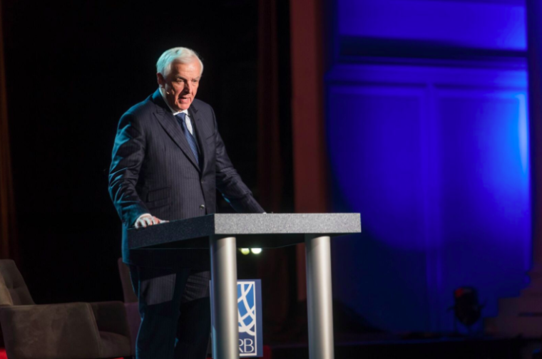 David Jeremiah's Turning Point Ministries Becomes First Religious Program to Air on History Channel