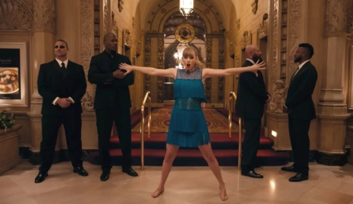 Taylor Swift Showcases Goofy Dance Moves in New 'Delicate