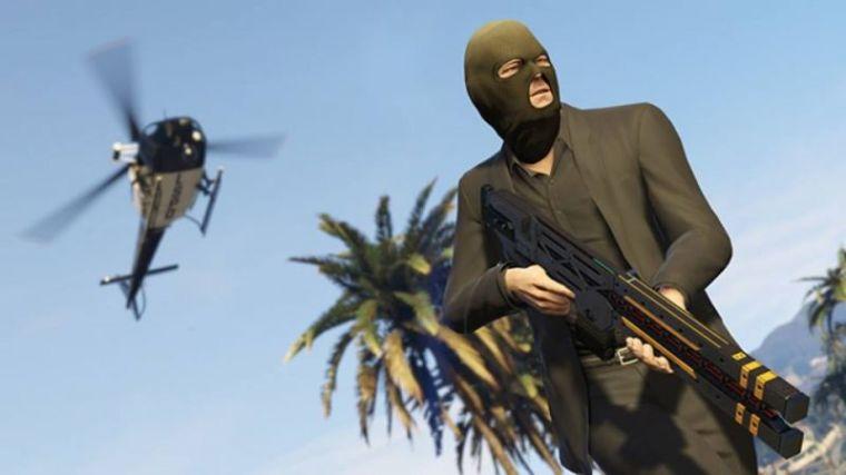 Rockstar GTA V