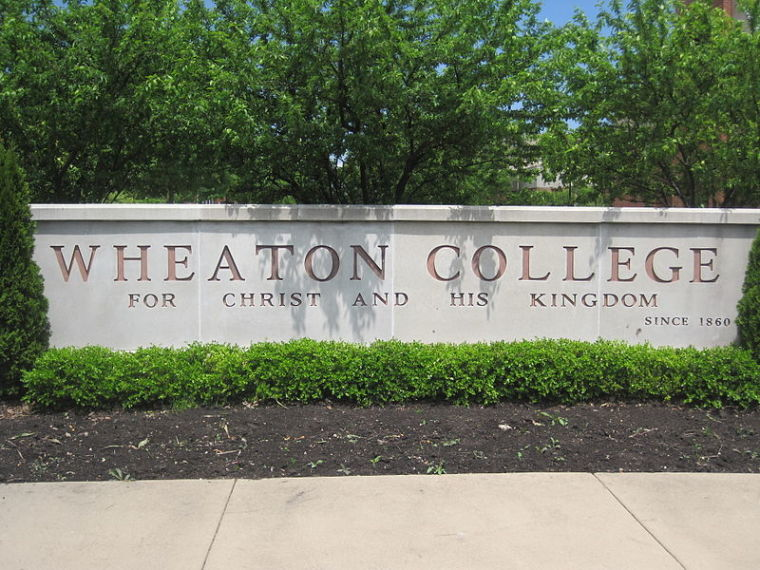 Wheaton College Condemns People Who Invoked Name of Jesus at Deadly Capitol Riots