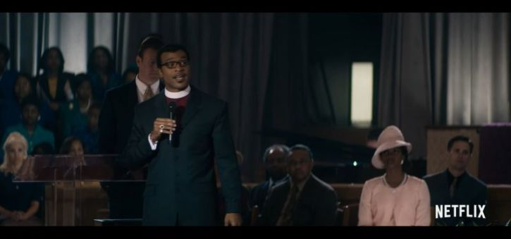 Come Sunday' Film Trailer: Megachurch Pastor Preaches Against Hell