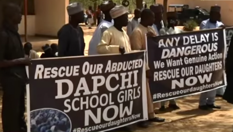 boko haram, dapchi girls