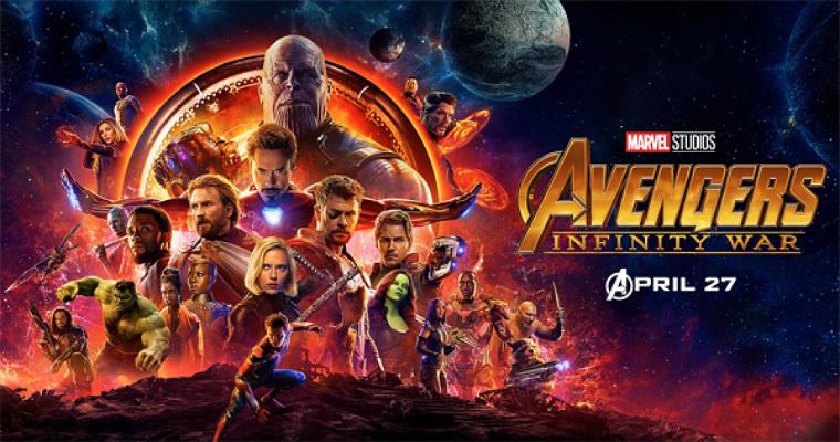 'Avengers: Infinity War' by Marvel
