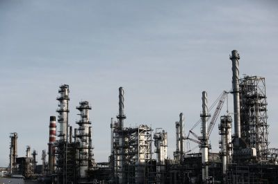 oil industry, climate change