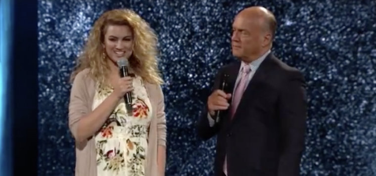 tori kelly and greg laurie