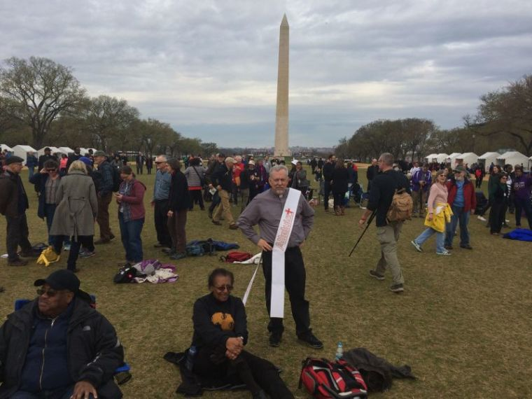 ACT to End Racism interfaith service