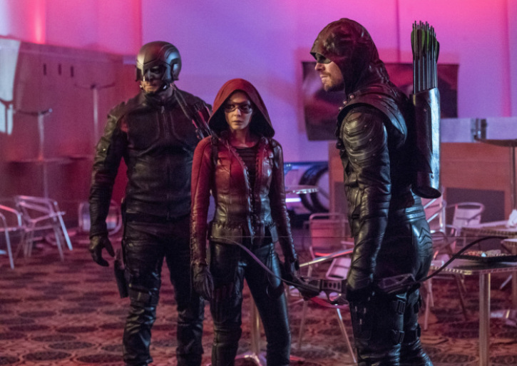 Arrow' Season 7: Series to Undo a Recent Character Exit for
