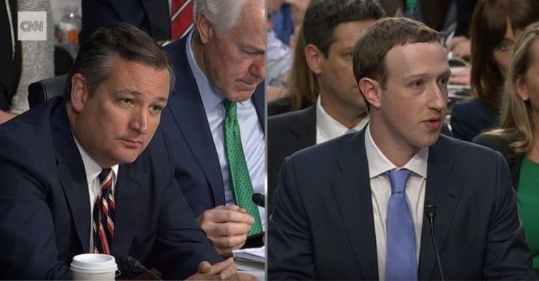 Cruz and Zuckerberg