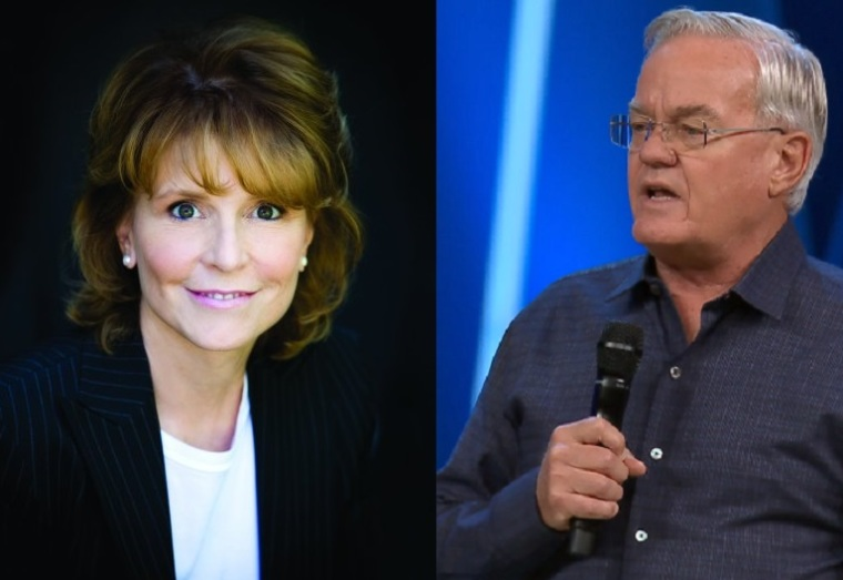 Nancy Ortberg, Bill Hybels