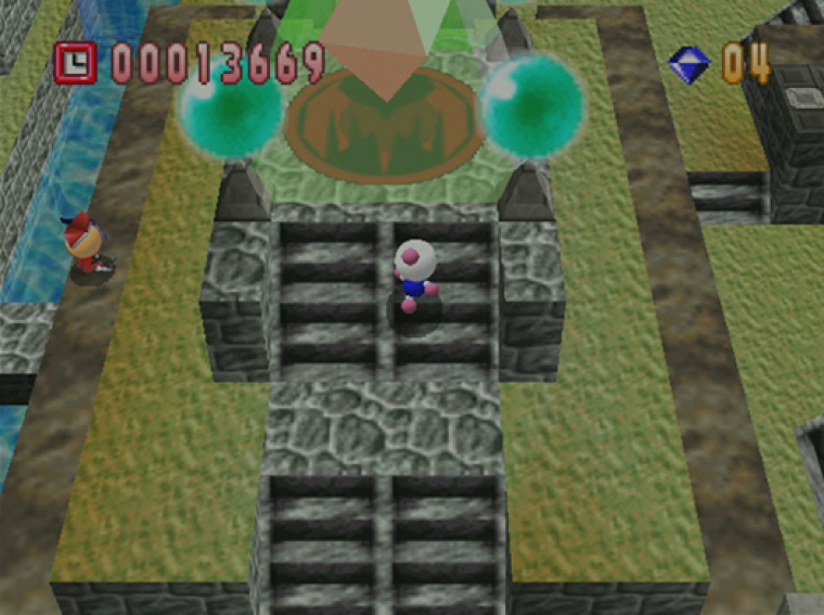 Bomberman 64 N64 mini