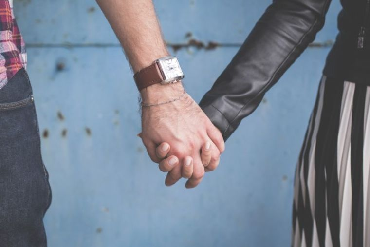 dating, hold hands, couple