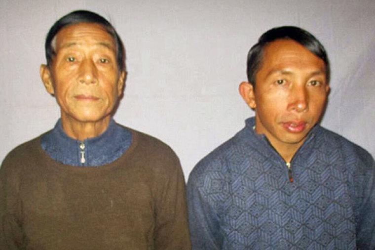 Dumdaw Nawng Lat and Langjaw Gam Seng