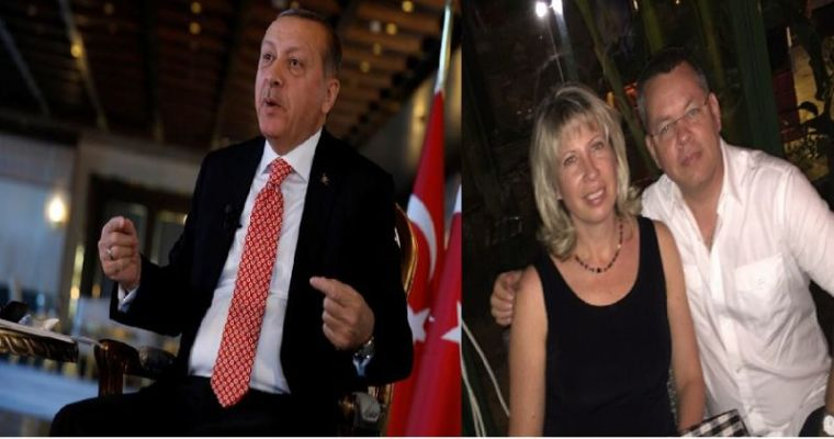 Erdogan and Brunson