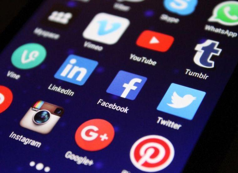 social media, apps, facebook