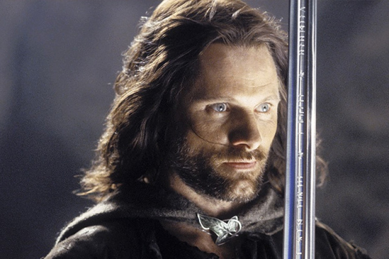 Aragorn of 'Lord of the Rings'