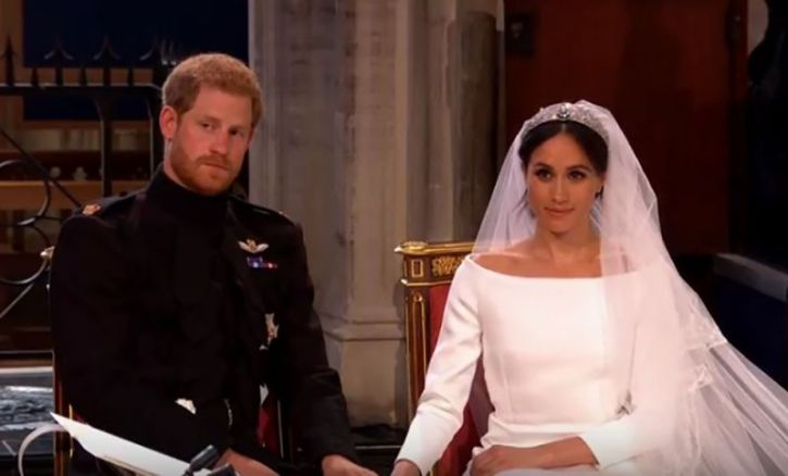 Coverage Of Royal Wedding.Bbc Accused Of Allowing Anti Christian Bias In Prince Harry
