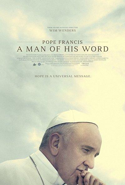 pope francis film