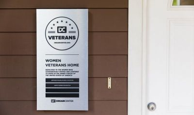 women veterans home