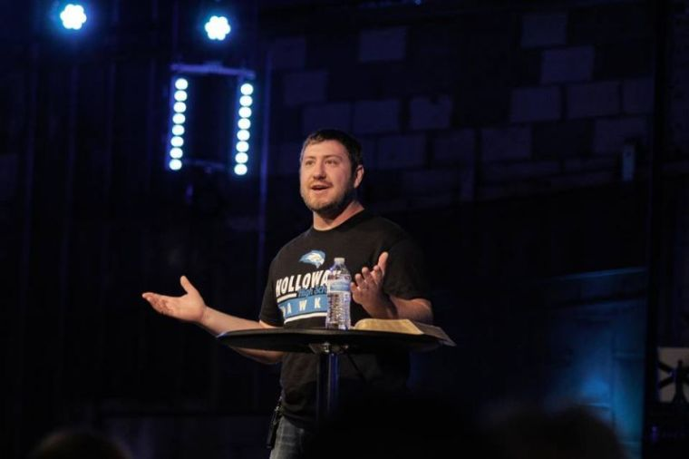 Pastor Corey Trimble