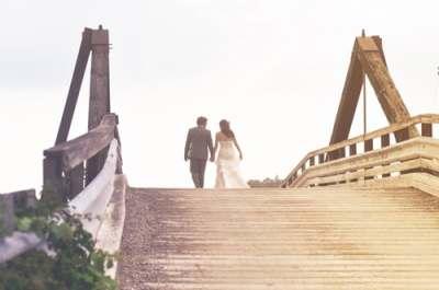 marriage, wedding, couple