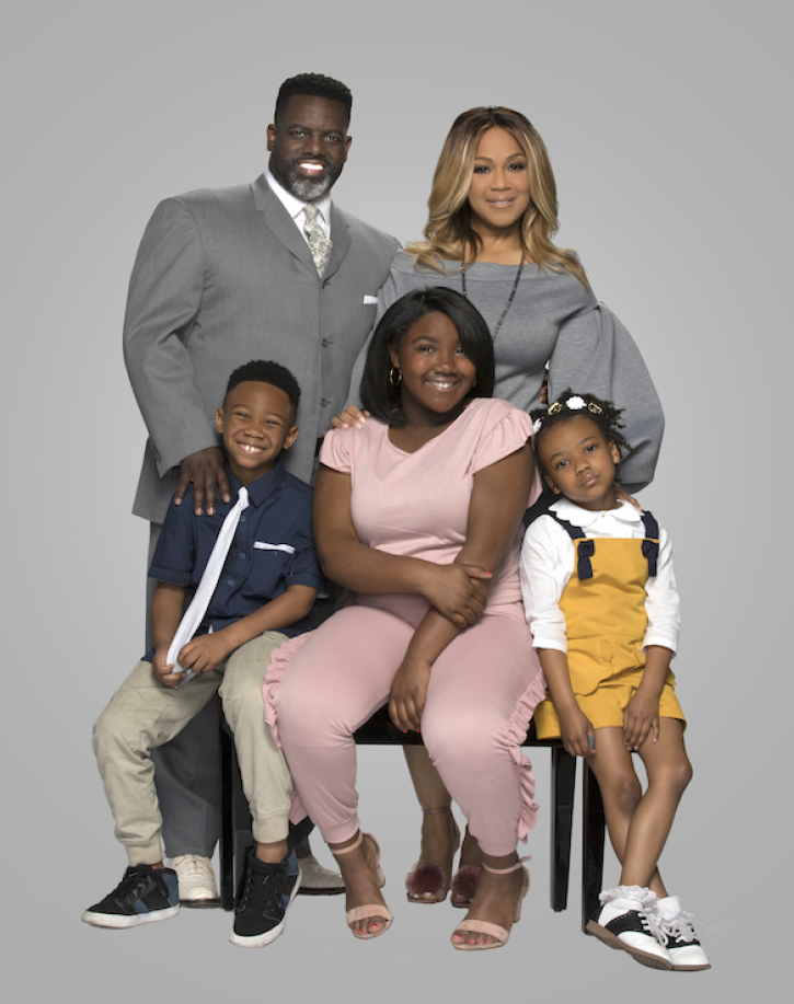 Erica Campbell on Parenting, Restoring Marriage After Adultery and