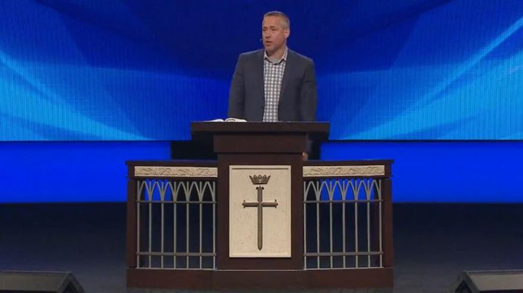 Pastor J.D. Greear