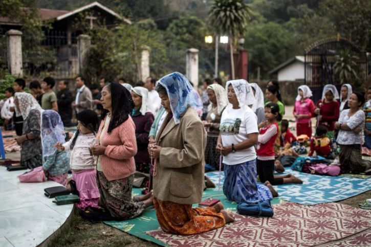 Myanmar rebel army releases Christian villagers held captive for 6
