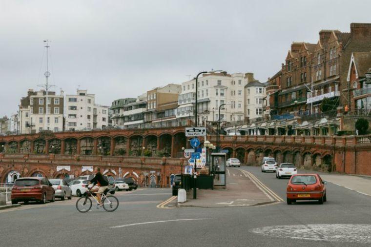 Ramsgate, England.