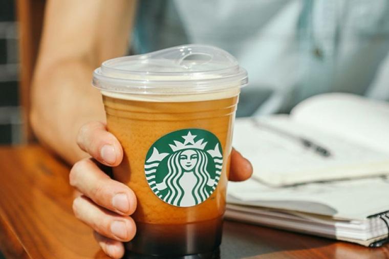 Starbucks Straw-less Cup Lids