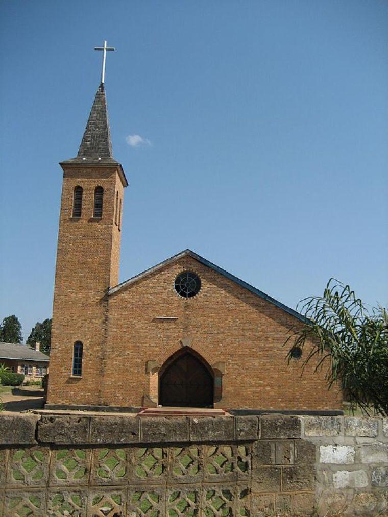 Church in Mansa