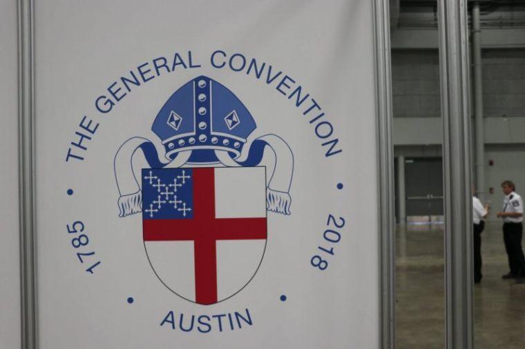 episcopal church convention