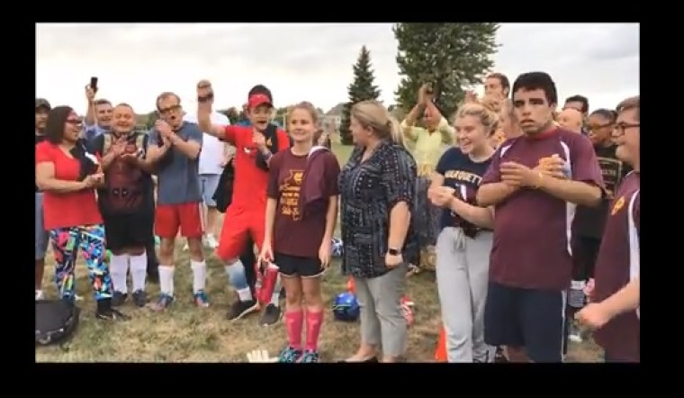 Special Olympics USA Games Seattle Grace Seibolt
