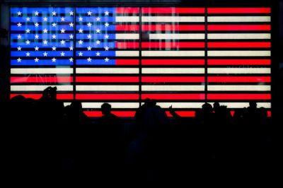 politics, us flag