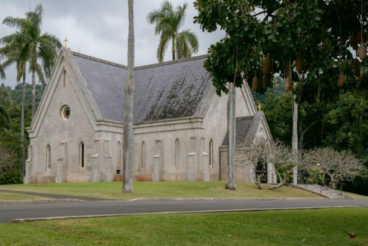 hawaii church
