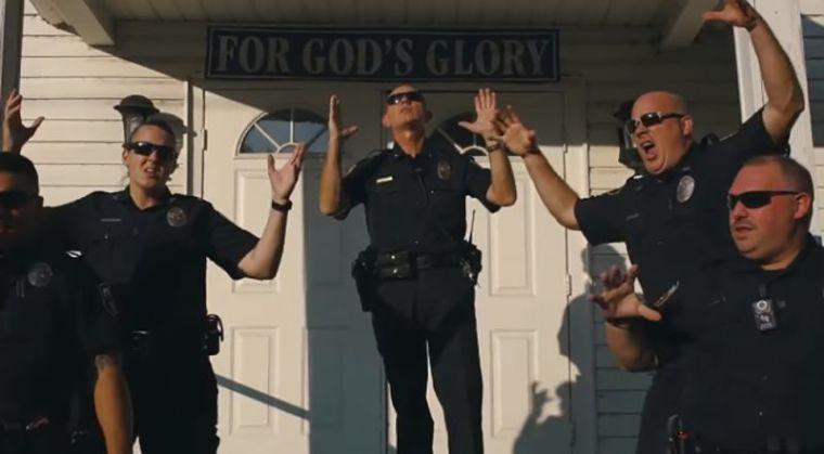 Crandall Police