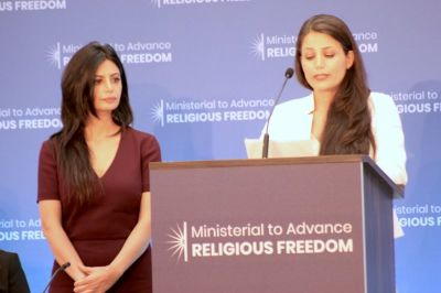 ministerial religious freedom