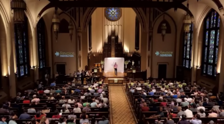 Here We Go: Presbyterian Church in Missouri Says It Allowed Transgender Theatre Performance on Its Property Because 'We Want to Affirm the Human Dignity of People With Gender Dysphoria'