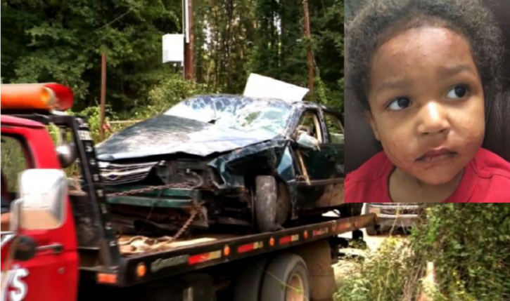 Hero' 3-Y-O Boy Climbs From Wreck, Saving Brother Days After
