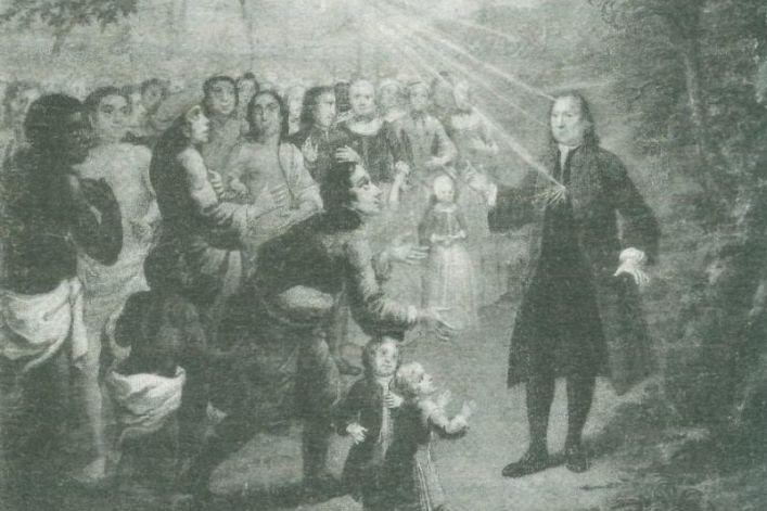 Nicolaus von Zinzendorf