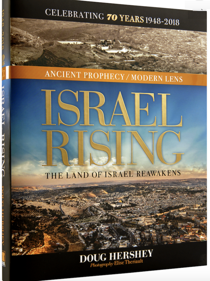 Amazon Best-Seller 'Israel Rising' Shows Proof of Biblical Prophecy