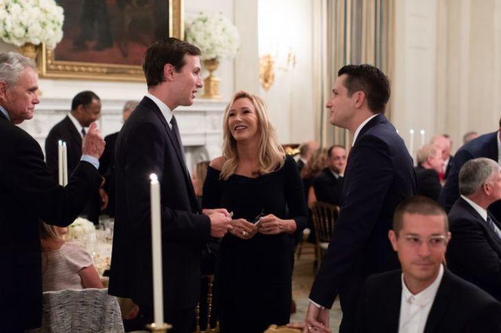 White House Hosts 100 Evangelical Leaders for State-Like Dinner