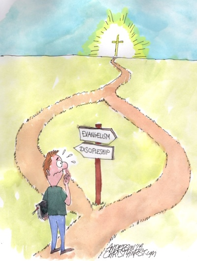 Discipleship or Evangelism? Choose Both!