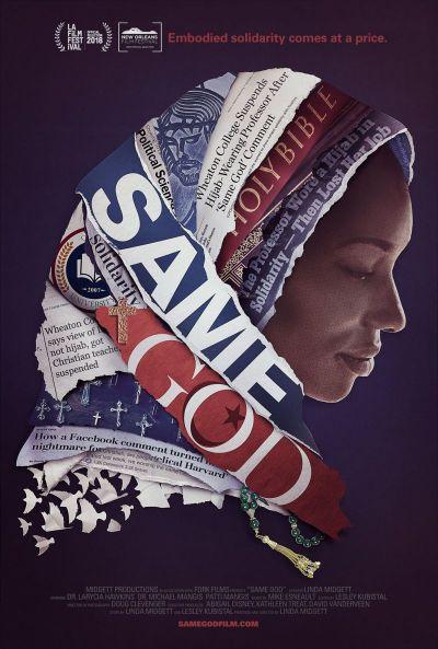"""Same God"" movie poster"