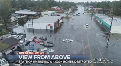 north carolina flood, florence
