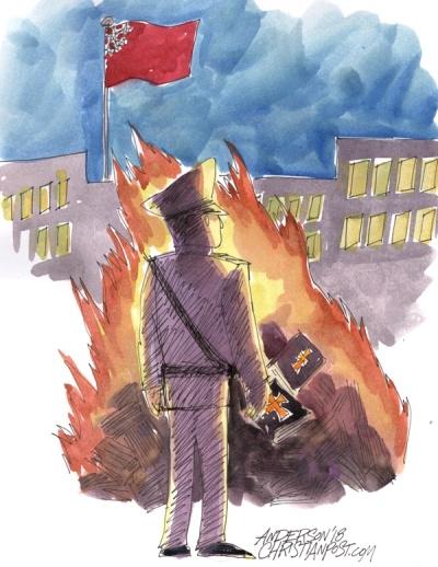 China's Censorship Regime