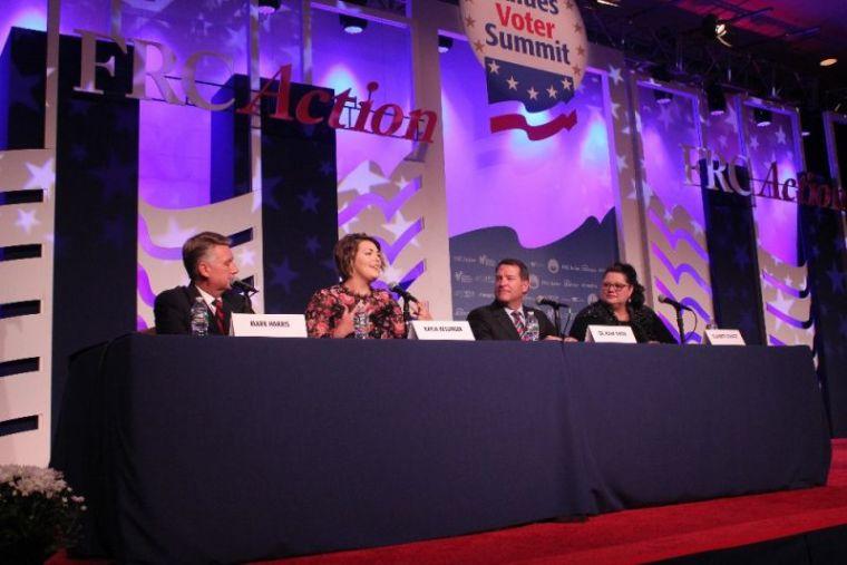 Values Voters Summit panel
