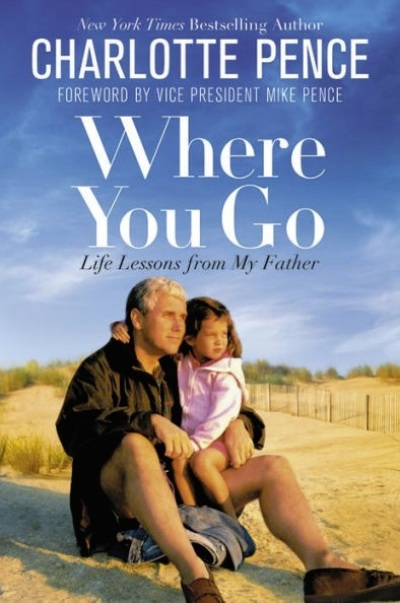 Where You Go by Charlotte Pence