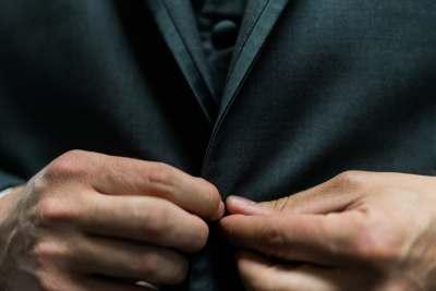 man, suit