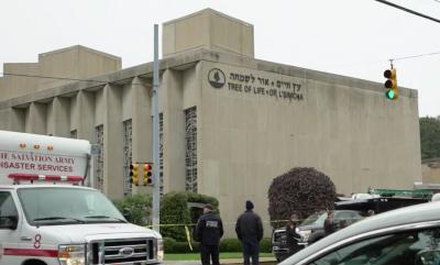 synagogue shooting, tree of life