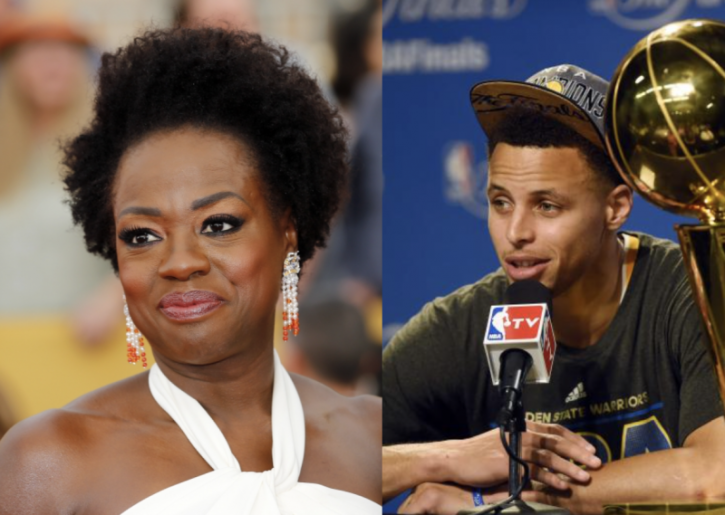 Steph Curry and Viola Davis Team Up to Tell Story of Charleston